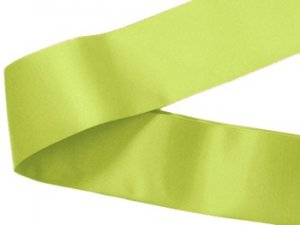 Wrights Satin Blanket Binding #794- Lime Green #628