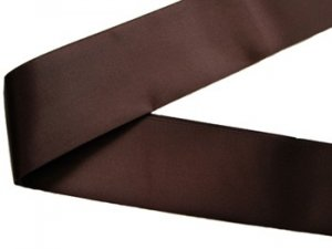 Wrights Satin Blanket Binding #794- Seal Brown #092