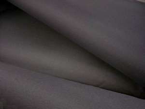 "Wholesale Serenade 48"" Silk Organza #15G - Black, 17yds"