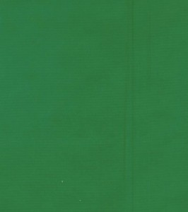 Oilcloth - Solid Green