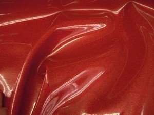 Wholesale Upholstery Sparkle Vinyl - Ruby, 15yds