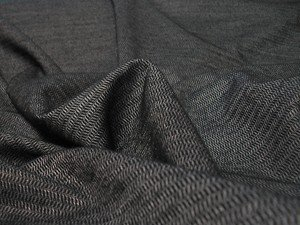 Interfacing - Iron On Medium Weight Weft Interfacing #T411HH-Black