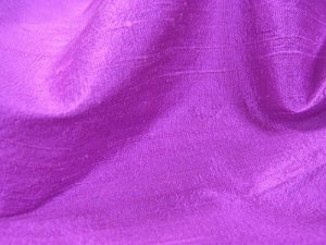 Silk Dupioni Fat Quarter - Magenta