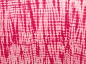 cfabcc7d3f9 Shibori Bamboo Knit - Trellis #66029 - Red #05