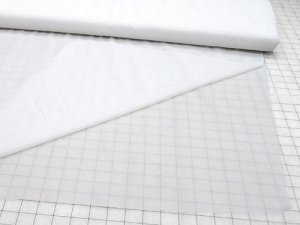 "Fusible Tricot Medium Weight Interfacing 60"" Q7430- White"