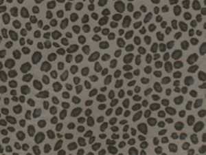 "Upholstery Fabric - Seren Cheetah - Steel - 54"" wide"