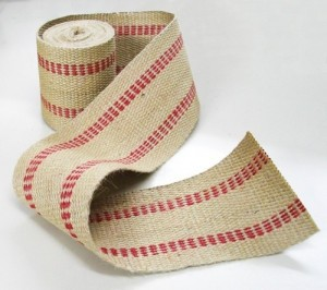 Wholesale Upholstery Hardware Jute Webbing - 72 yards
