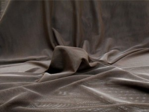Wholesale Vera Sheer Stretch Mesh - Chocolate - 25yds