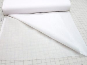 HTC #2030 Veri Shape - Sew-In Woven Light to Medium Weight Interfacing - White