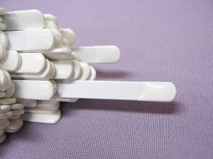"6mm (1/4"") European White Spring Steel Bones - Several Lengths"