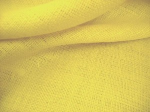Wholesale Upholstery Burlap - Yellow, 35yds
