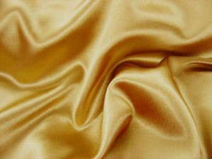 Wholesale Crepe Back Satin Gold, 17 yds