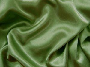 Crepe Back Satin - Olive