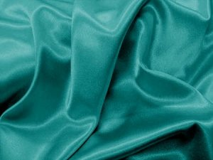 Crepe Back Satin - Teal