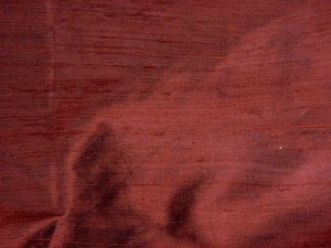 Wholesale Thai Silk Dupioni - Burgundy 30 yards