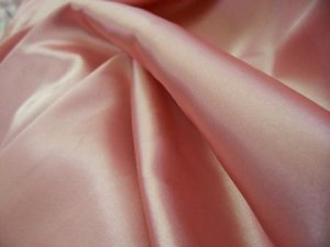 Forever Charmeuse Satin - Dusty Pink