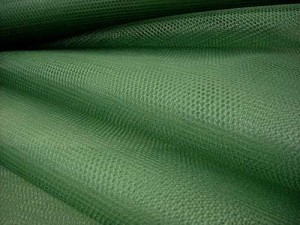 Wholesale Fabric - Nylon Netting - Emerald - 40 yards