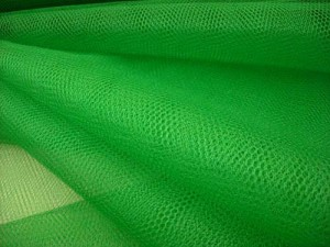 Wholesale Fabric - Nylon Netting - Kelly - 40 yards