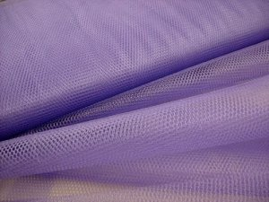 "Nylon - Craft Netting 72"" wide - Lavender"