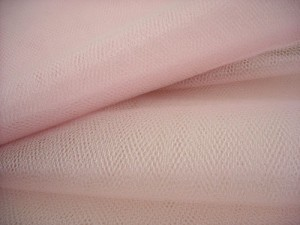 "Nylon - Craft Netting 72"" wide - Paris Pink"