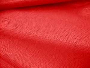 Wholesale Nylon Craft Netting - Red - 40 yards