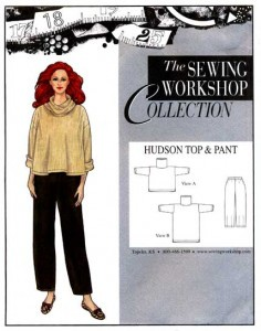 Sewing Workshop Collection - Hudson Top & Pant