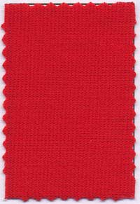 Polyester Double Knit- Red 04