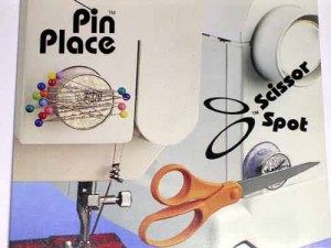 Magnetic Pin Place & Scissor Spot