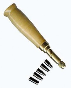 Tailoring Supplies - Screw Punch