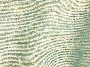 Raw Silk Fabric in Sandy Blue - #018-05