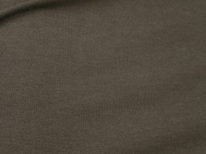 Rayon Jersey Knit Solid Fabric - L Brown - 200GSM