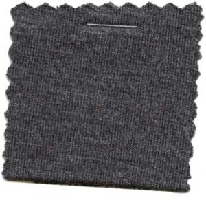 Wholesale Rayon Jersey Knit Solid Fabric - Two Toned Charcoal - 200GSM  25 yards