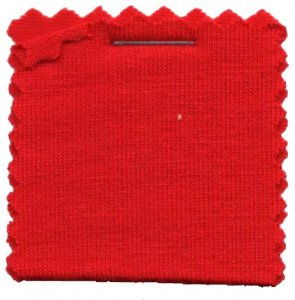 Rayon Jersey Knit Solid Fabric - Red - 200GSM