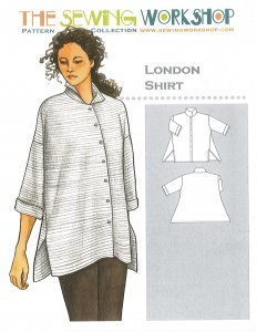 Sewing Workshop Collection - London Shirt
