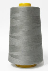 Serger Cone Thread - 4000 yds   Light Grey 896