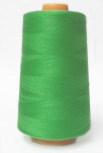 Serger Cone Thread - 4000 yds  Lime 726