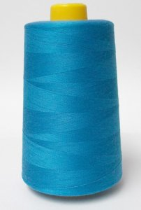 Serger Cone Thread - 4000 yds  Turquoise 812