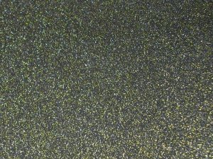 Sparkle Vinyl - Gilt, Black with gold and silver flecks