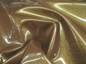 Sparkle Vinyl - Nugget with gold flecks