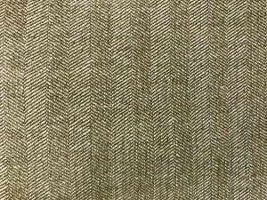 VF181-36 Pawn Herringbone - Camel and Dove Grey Shimmering Wool Blend Suiting Fabric