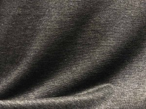 VF195-22 Spinning Cambridge - Dark Grey double Jersey Fabric with Super Soft Face 12ozVF195-22 Spinning Cambridge Dark Grey double Jersey Fabric with Super Soft Face 12oz