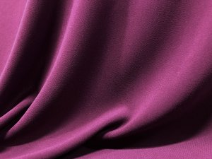 VF195-44 Aschen Plum - Gorgeous Dressweight Stretch Crepe Fabric