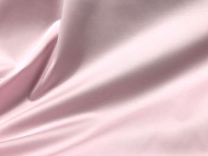 VF203-16 Bayamón Avoca - Medium Weight Stretch-Woven Petal Pink Cotton Sateen Fabric