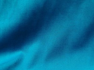 VF203-19 Guadaloupe Ocean - Brilliant Blue Rayon-Linen Blend Fabric